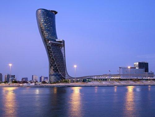 Тур в Andaz Capital Gate Abu Dhabi 5☆ ОАЕ, Абу Дабі