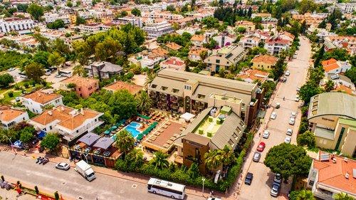 Тур в Ambassador Plaza Hotel Kemer 4☆ Турция, Кемер