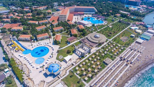 Тур в Cesars Temple De Luxe 5☆ Турция, Белек
