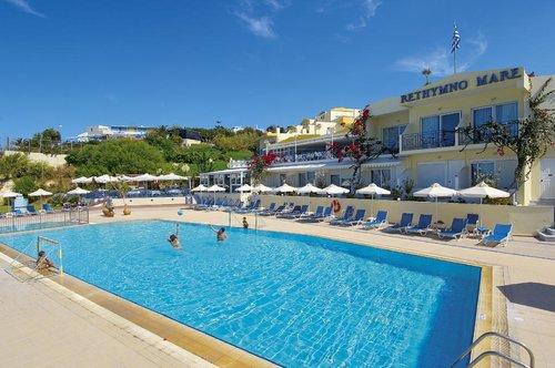 Тур в Bomo Rethymno Mare Royal & Water Park 5☆ Греция, о. Крит – Ретимно