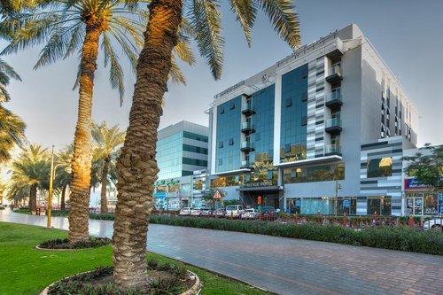 Тур в City Avenue Hotel 3☆ ОАЕ, Дубай