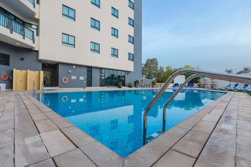 Тур в Arabian Park Hotel 3☆ ОАЕ, Дубай