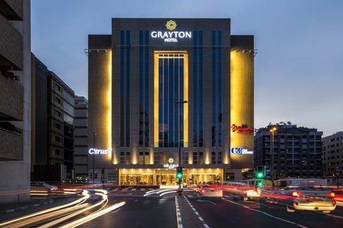 Тур в Grayton Hotel 4☆ ОАЕ, Дубай