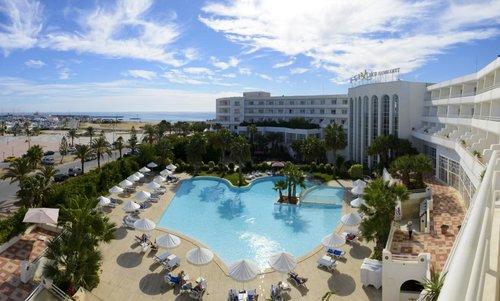 Тур в Laico Hammamet Hotel 5☆ Тунис, Хаммамет
