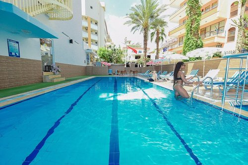Тур в Kleopatra Blue Hawaii Hotel 3☆ Турция, Алания