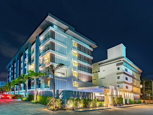 Гарячий тур в Ratana Apart-Hotel at Rassada 4☆ Таїланд, о. Пхукет