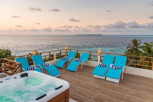Тур в Vilu Thari Inn Maldives 3☆ Мальдивы, Ари (Алифу) Атолл