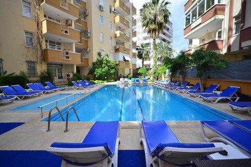Гарячий тур в Bin Billa Hotel 4☆ Туреччина, Аланія
