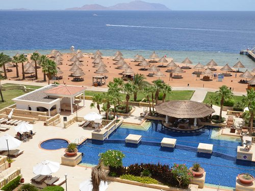 Гарячий тур в Sheraton Sharm Main Building 5☆ Єгипет, Шарм-ель-Шейх