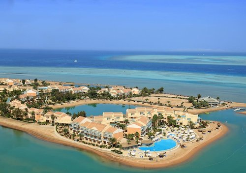Горящий тур в Movenpick Resort & Spa El Gouna 5☆ Египет, Эль-Гуна