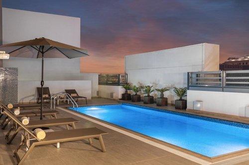 Тур в Hampton by Hilton Dubai Al Barsha 3☆ ОАЕ, Дубай
