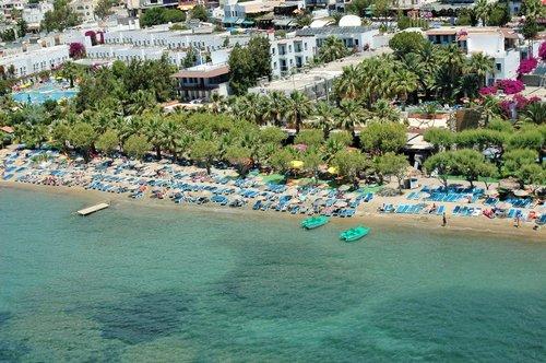Тур в Sami Beach Hotel 3☆ Турция, Бодрум