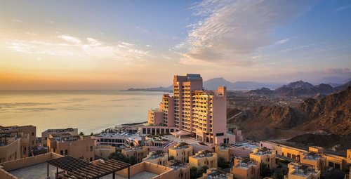 Тур в Fairmont Fujairah Beach Resort 5☆ ОАЭ, Фуджейра