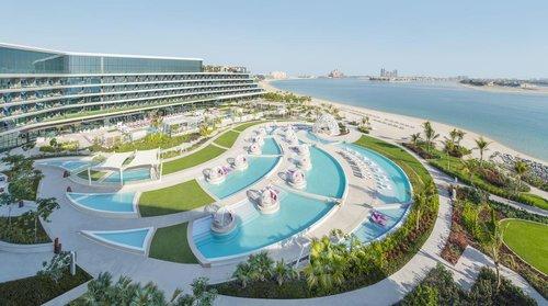 Гарячий тур в W Dubai The Palm 5☆ ОАЕ, Дубай