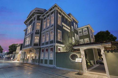 Тур в Hagia Sofia Mansions Istanbul Curio Collection by Hilton 5☆ Туреччина, Стамбул
