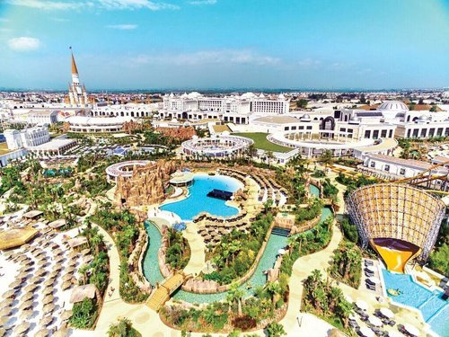 Тур в The Land Of Legends Kingdom Hotel 5☆ Турция, Белек