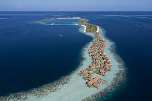 Тур в Waldorf Astoria Maldives Ithaafushi 5☆ Мальдіви, Південний Мале Атол