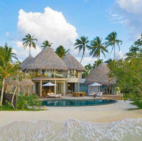 Тур в The Nautilus Maldives 5☆ Мальдивы, Баа Атолл