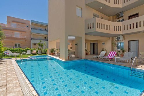 Тур в Batis Beach Hotel 2☆ Греция, о. Крит – Ретимно