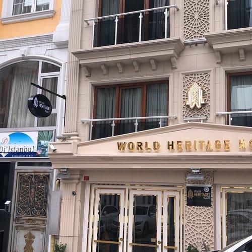 Тур в World Heritage Hotel Istanbul 3☆ Турция, Стамбул