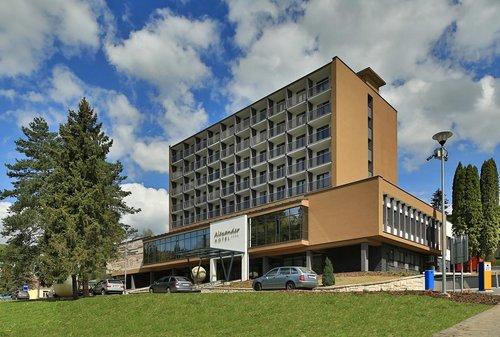 Горящий тур в Alexander Hotel 4☆ Словакия, Бардеев