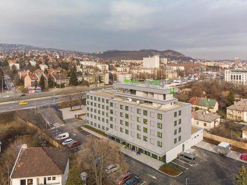 Тур в Ibis Styles Budapest Citywest Hotel 3☆ Угорщина, Будапешт
