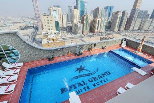 Гарячий тур в Royal Grand Suite Hotel 4☆ ОАЕ, Шарджа