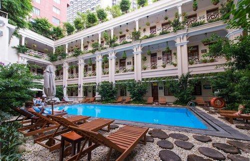 Тур в Grand Saigon Hotel 5☆ Вьетнам, Хошимин