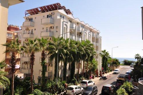 Тур в Belle Ocean Apart Hotel 3☆ Турция, Алания