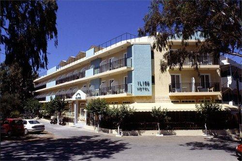 Гарячий тур в Ilios Hotel 3☆ Греція, о. Крит - Іракліон