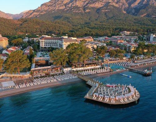Тур в DoubleTree by Hilton Antalya Kemer 5☆ Турция, Кемер