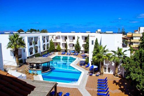 Тур в Bomo Club Lyda Hotel 3☆ Греция, о. Крит – Ираклион