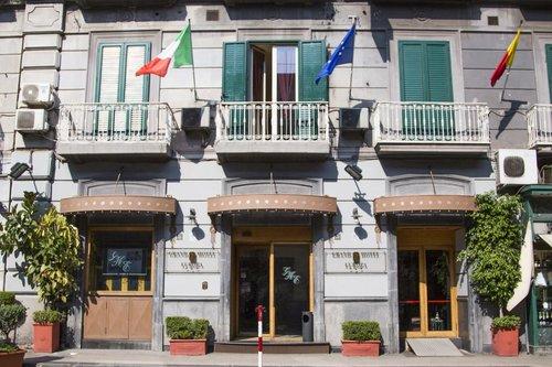 Тур в Grand Hotel Europa Napoli 3☆ Италия, Неаполь