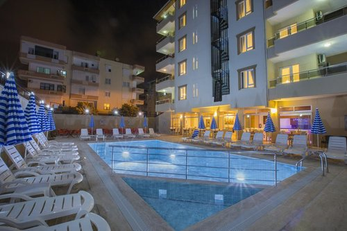 Тур в Pera Hotel Alanya 3☆ Турция, Алания