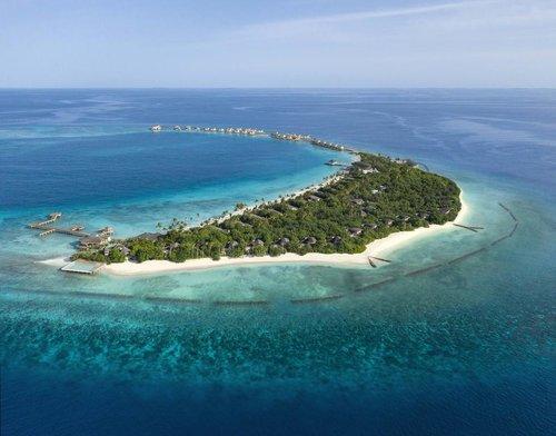 Горящий тур в JW Marriott Maldives Resort & Spa 5☆ Мальдивы, Шавиани Атолл