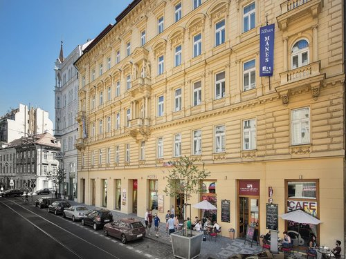 Тур в Manes 4☆ Чехия, Прага