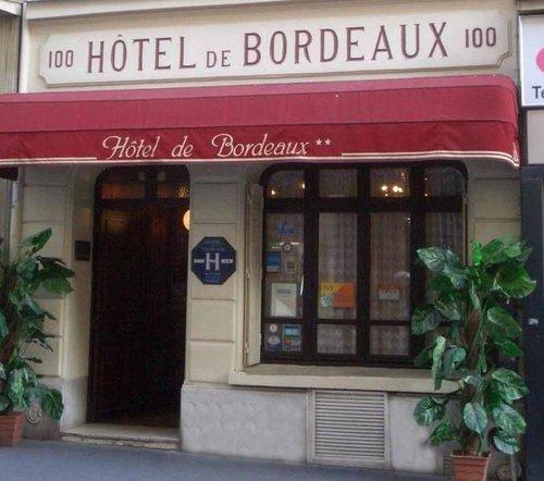 Тур в Bordeaux Hotel 2☆ Франція, Париж