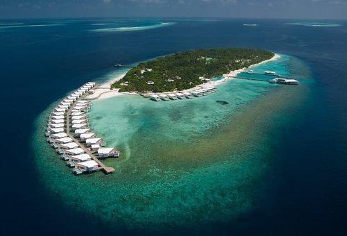Горящий тур в Amilla Maldives Resort & Residences 5☆ Мальдивы, Баа Атолл
