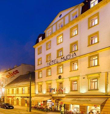 Тур в Mucha Hotel 4☆ Чехия, Прага