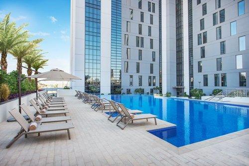 Гарячий тур в Hampton By Hilton Dubai Airport 3☆ ОАЕ, Дубай