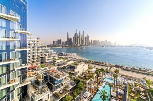 Тур в Five Palm Jumeirah Dubai 5☆ ОАЭ, Дубай