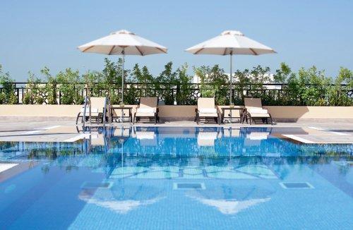 Тур в Movenpick Hotel Apartments Al Mamzar Dubai 5☆ ОАЭ, Дубай