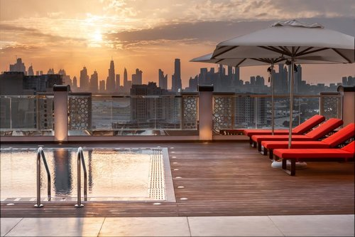 Тур в Hilton Garden Inn Dubai Al Jadaf Culture Village 4☆ ОАЕ, Дубай