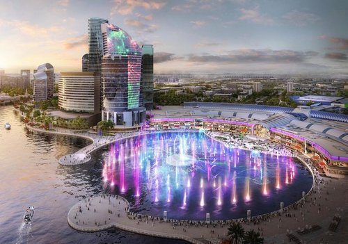 Тур в Intercontinental Dubai Festival City 5☆ ОАЕ, Дубай