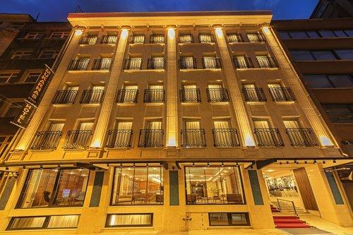 Тур в Mukarnas Taksim Hotel 3☆ Туреччина, Стамбул