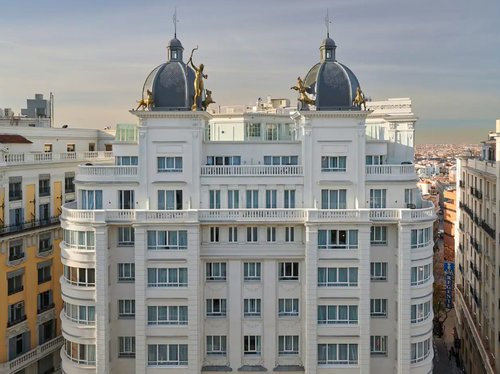 Горящий тур в Hyatt Centric Gran Via Madrid 5☆ Испания, Мадрид