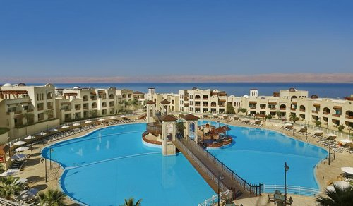 Тур в Crowne Plaza Jordan Dead Sea Resort & Spa 5☆ Иордания, Мертвое море