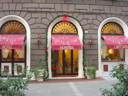 Горящий тур в Demetra Capitolina Hotel 2☆ Италия, Рим