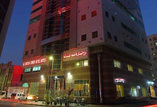 Гарячий тур в Al Bustan Tower Hotel Suites 3☆ ОАЕ, Шарджа