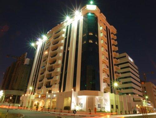 Тур в Al Jawhara Hotel Apartments 3☆ ОАЕ, Дубай